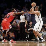 Brooklyn Nets' Jason Collins