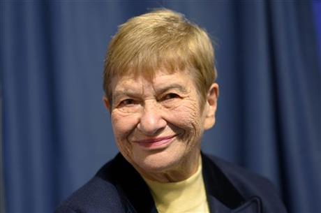 German-Jewish writer Stefanie Zweig