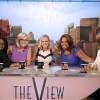 Whoopi Goldberg, Jenny McCarthy, political commentator, guest Margaret Hoover, Sherri Shepherd, and Barbara Walters