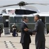 President Barack Obama, Texas Gov. Rick Perry