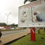 Ebola awareness campaign poster