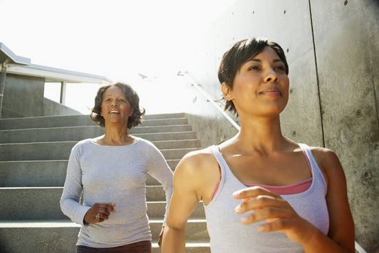 Exercise seems to be good for the human brain
