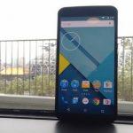 Nexus 4 or Nexus 5 smartphone