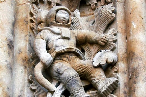 The Salamanca Astronaut