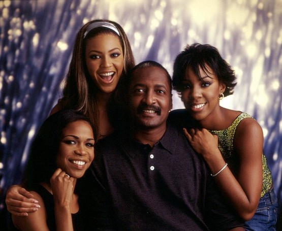 Beyonce's father Matthew Knowles-1
