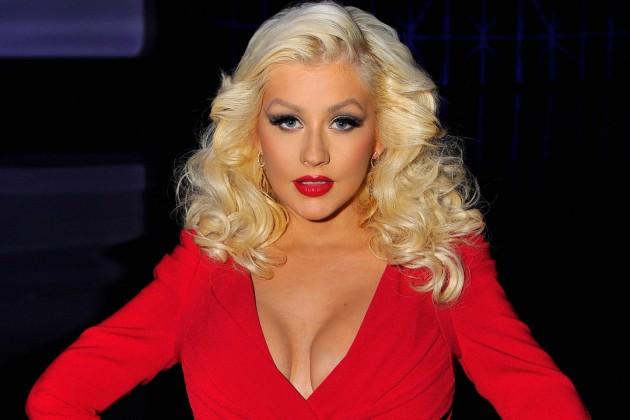 Christina Aguilera - Steve Jennings, Getty Images