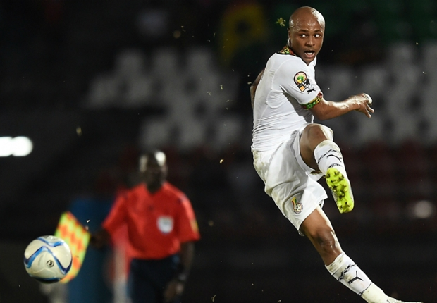 Andre Ayew - Getty