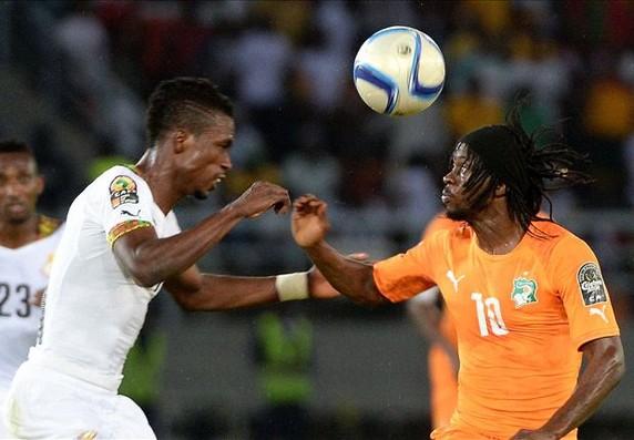 Cote d'Ivoire vs Ghana - goal.com