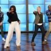 Ellen DeGeneres, Michelle Obama