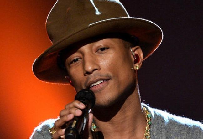 Pharrell Williams - hitfix.com