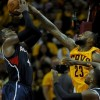 NBA: Playoffs-Atlanta Hawks at Cleveland Cavaliers