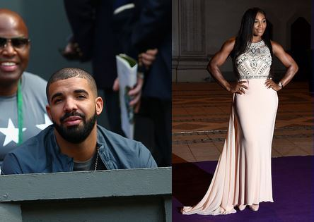 Serena Williams Dating Drake   thebiglead.com