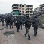 Syrian official news agency SANA,