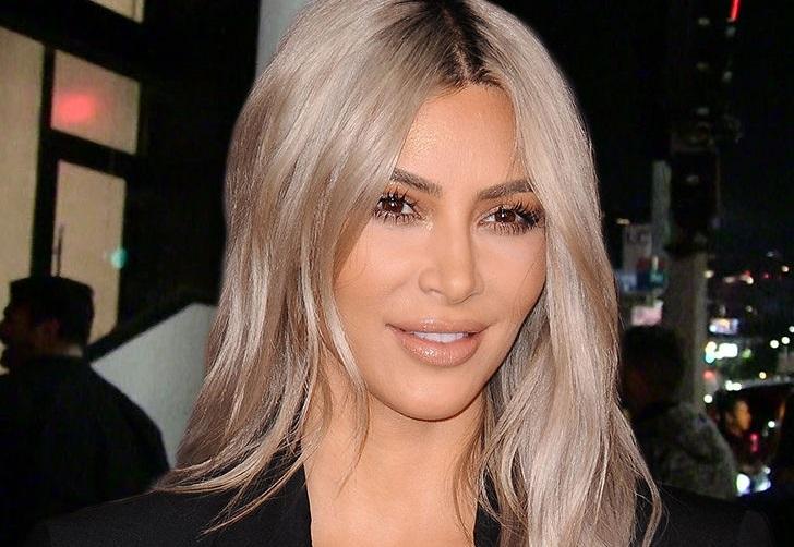 Kim Kardashian : Getty TMZ