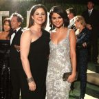 Selena Gomez and her mother, Mandy Teefey